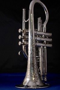 Fully restored Besson Cornet